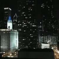 Photo taken at Homewood Suites by Hilton Chicago-Downtown by Gilson P. on 4/22/2012