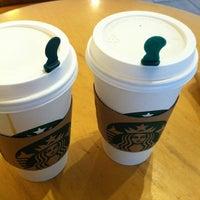 Photo taken at Starbucks by Kelly C. on 4/23/2012