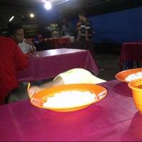 """Photo taken at Sup Pak Kumis by BENN...""""Babe""""  B 461 Ndo on 7/29/2012"""