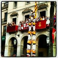 Foto tomada en Plaça de la Vila por Oriol M. el 7/28/2012