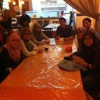 Photo taken at Khan Baba Restaurant by Ayun H. on 8/15/2012