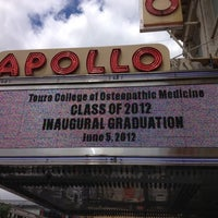 Photo prise au Apollo Theater par Chris G. le6/5/2012