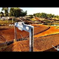 Photo taken at Budds Creek Motocross by Jeremy S. on 6/16/2012