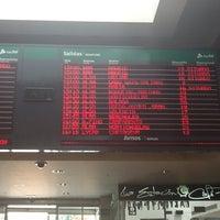 Photo taken at Estación Intermodal de Almería by Mariusz G. on 6/24/2012