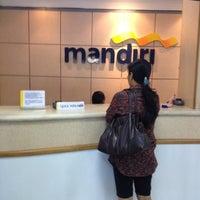 Photo taken at Mandiri by H | E | N | R | Y on 8/7/2012