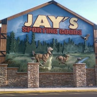 Photo taken at Jay's Sporting Goods by Bryan A. on 9/1/2012