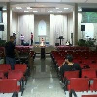 Foto scattata a Igreja Batista Central em Magé da Raul P. il 6/3/2012