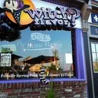 Photo taken at Witch Flavor? by Brian M. on 7/21/2012