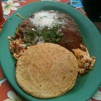 Photo taken at Mijita Cocina Mexicana by Mitch M. on 8/19/2012