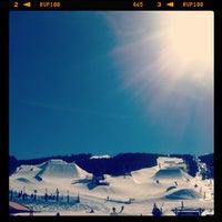 Photo taken at Breckenridge Ski Resort by Dana E. on 3/14/2012