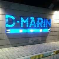 Photo taken at D-Marin Didim by Sibel G. on 7/7/2012