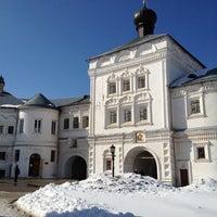 Foto scattata a Успенский Трифонов монастырь da Shorkova V. il 3/26/2012