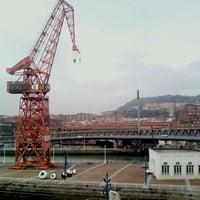Foto tomada en Museo Marítimo Ría de Bilbao por ElGuisanteVerde el 3/16/2012