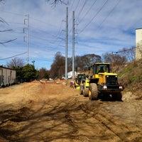 2/25/2012 tarihinde Angel P.ziyaretçi tarafından Atlanta BeltLine Corridor under Virginia Ave'de çekilen fotoğraf