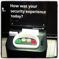 Photo taken at Security/Passport Control - T4 by Linz S. on 9/12/2012