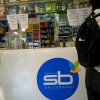 Photo taken at Salcobrand by Cristian C. on 1/19/2012