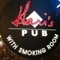 Photo taken at Hari's Pub by Keropok M. on 10/28/2011