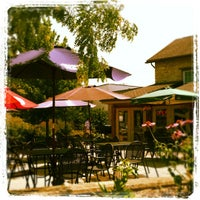 Photo taken at The Mill Restaurant and Pub by Nehpetsmai K. on 7/4/2012