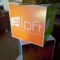 Photo taken at Aloft Lexington by Jonathan Harris F. on 9/30/2011