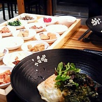 Photo taken at B빔밥 by MrVin L. on 10/1/2011