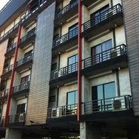 Photo taken at Pak Ping Ing Tang Boutique Hotel by Teerawat R. on 1/8/2012