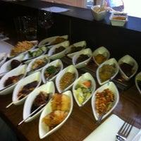 Das Foto wurde bei Restaurant Blauw von Jill S. am 5/3/2011 aufgenommen