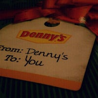 Photo taken at Denny's by Ian B. on 11/10/2011