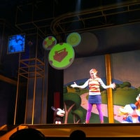 Photo taken at Disney Junior Live on Stage! by Julie H. on 5/23/2011