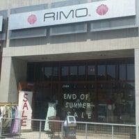 Photo taken at Rimo by Miyoshi on 8/19/2011