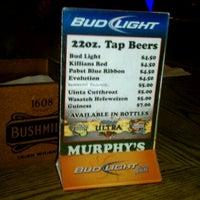 Photo taken at Murphy's Bar & Grill by Jennifer B. on 9/11/2011