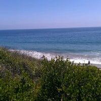 Photo taken at El Capitan State Beach by Jaena M. on 7/24/2012