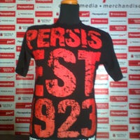 Photo taken at Pasoepati Net Store by PasoepatiNet on 9/16/2011