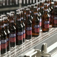 Photo taken at Anheuser-Busch by Aron G. on 12/16/2011