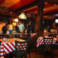 Photo taken at T.G.I. Friday's by Patrick N. on 3/1/2012
