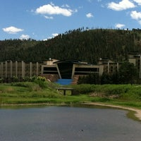 Photo taken at Inn Of The Mountain Gods Resort & Casino by James on 7/30/2012
