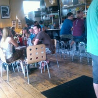 Photo taken at Eggs In the City by Jacqueline J. on 7/15/2012