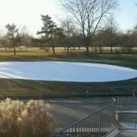 Photo taken at Deerfield Golf Club by Kris O. on 12/11/2011