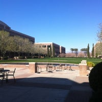 Photo taken at Arizona State University - West Campus by JR on 2/19/2012