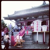 Foto scattata a 不忍池弁天堂 da Shimon Y. il 4/29/2012
