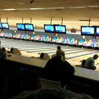 Photo taken at Cave Springs Lanes by Crystal W. on 11/29/2011