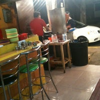 Photo taken at Tacos Latosos by ALINE C. on 1/7/2012
