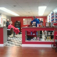 Photo taken at Main Street Cutz by Justin T. on 3/23/2012