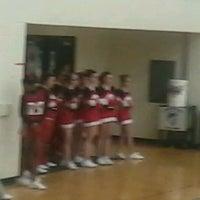 Photo taken at Fruitport High School by MikenTasha S. on 2/11/2012