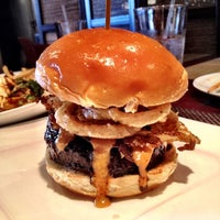 Photo taken at Bachi Burger by Jon B. on 11/13/2011