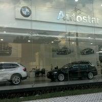 Photo taken at Autostar BMW by Marcio S. on 11/21/2011