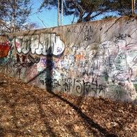 Photo taken at Watsessing Park by Elisa K. on 3/19/2011