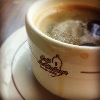 Photo taken at Café La Habana by Carlos H. on 11/16/2011
