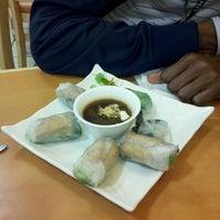 Photo taken at Saigon Cuisine by Ebenezer S. on 11/13/2011
