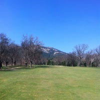 Photo taken at Hoyo 5. Real Club de Golf La Herrería by Eduardo P. on 3/29/2012