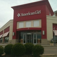 Photo taken at American Girl Doll Store by Vickie M. on 6/3/2012